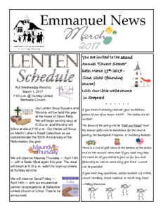 March 2017 Newsletter-thumbnail