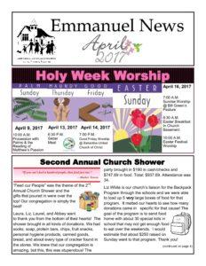 April 2017 Newsletter-thumbnail