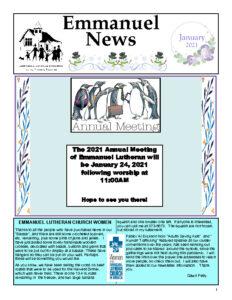 January 2021 Newsletter-thumbnail