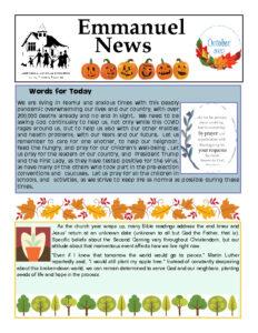 October 2020 Newsletter-thumbnail